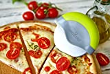 Multipurpose Pizza Cutter wheel Dough cutter Super Sharp Good Grips Stainless Steel Cutter Wheel for Pizza, Pie, Bread ,Vegetables Easy to clean