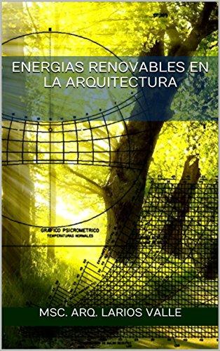 ENERGIAS RENOVABLES EN LA ARQUITECTURA  PDF