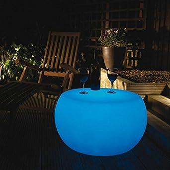 LED Möbel Designer LED Tisch Made In England,LED Beleuchtung (7 Farben),