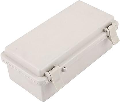 Aexit 185x85x72mm Caja de empalmes de proyectos electrónicos ...
