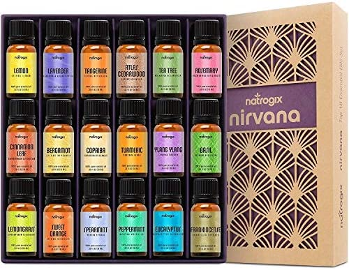 Natrogix Nirvana Essential Oils Book product image