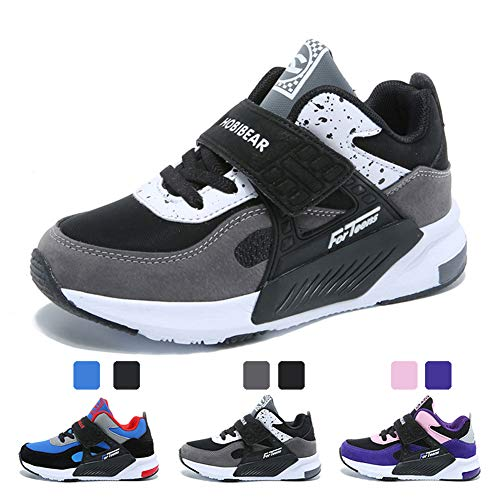 FEIKENIU Boys Tennis Shoes Lightweight Kids Sneakers Running Shoes Athletic Sport Trainer – DiZiSports Store