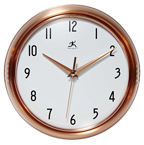 copper kitchen clock - 5