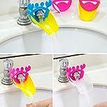 TaoNaisi-Rubinetto-estensione-per-rubinetto-del-bagno-progettato-per-adattarsi-alla-maggior-parte-dei-rubinetti-convenzionali