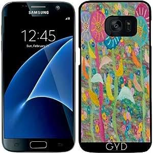 Funda para Samsung Galaxy S7 - Flores Alegres by Helen Joynson