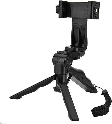 Qinlorgo Mini Soporte para Smartphone Plegable, Soporte para ...