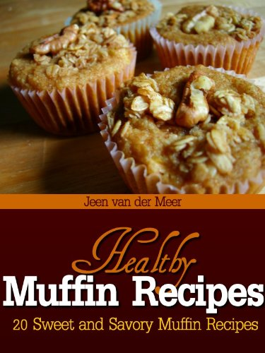 Healthy Muffin Recipes Savory Muffins ebook product image