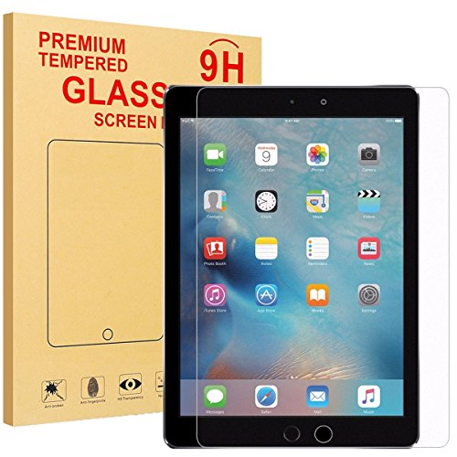 LEDNICEKER Screen Protector for New iPad 9.7