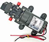12V 100PSI 4L/MIN High Pressure Diaphragm Water Pump heavy duty For Yacht Boat by Faryear