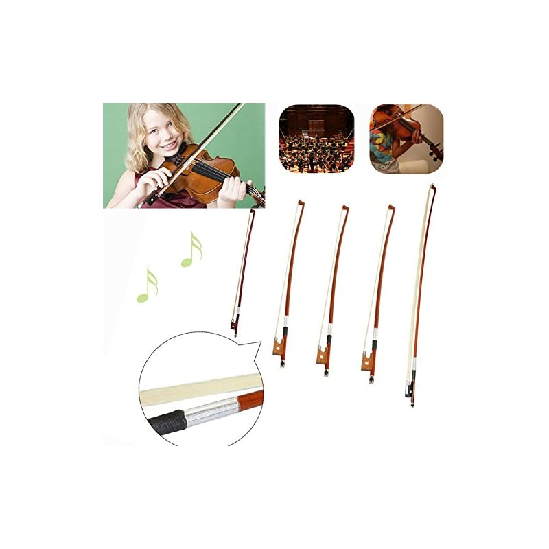 Professional Violin Bow Well Balanced Br