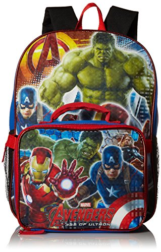marvel avengers school bag - 4