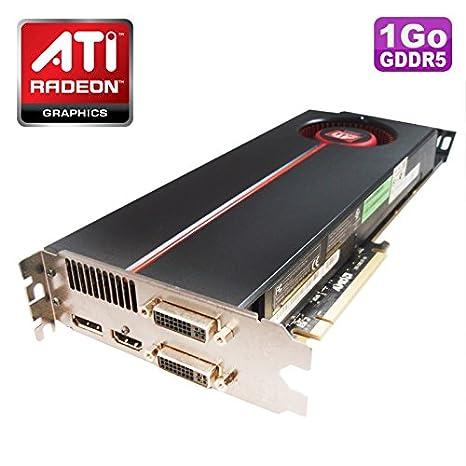 Tarjeta gráfica ATI Radeon HD 5770 0 gcj42 PCIe x16 1 GB ...