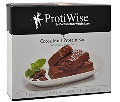 ProtiWise - Cocoa Mint High Protein Diet Bars