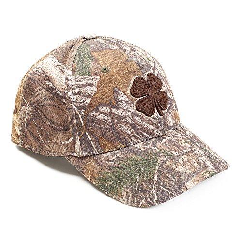 ブラッククローバーハントLucky # 15フィットRealtree Xtra Camo Hat