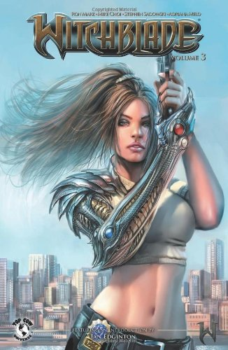 Price comparison product image Witchblade Volume 3: Gods & Monsters