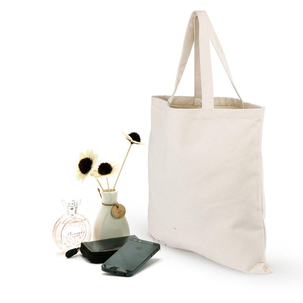 seleziona per ultimo più nuovo di vendita caldo materiali superiori LNC Cotton Canvas Cotton Canvas Shopping Tote Bag Grocery Bag(max order  only 1)