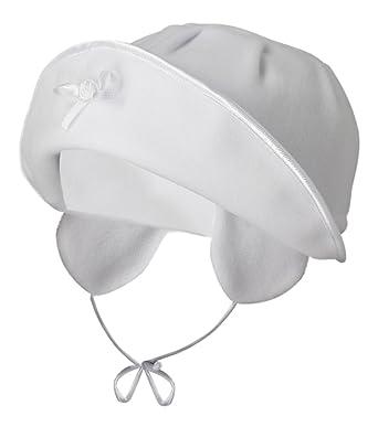 Boutique-Magique Bonnet Blanc bébé Fille Baptême Polaire  Amazon.fr ... 691e4fba8fc
