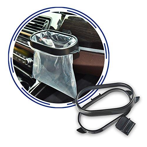 COGEEK Rubbish Bin Car Organizer Trash Bag Rack Hanger Frame Garbage Bag Holder