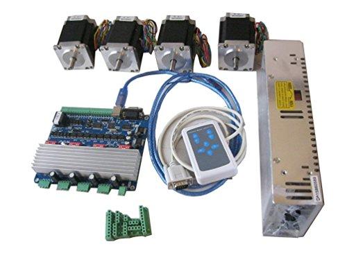 4 axis stepper motor kit - 3