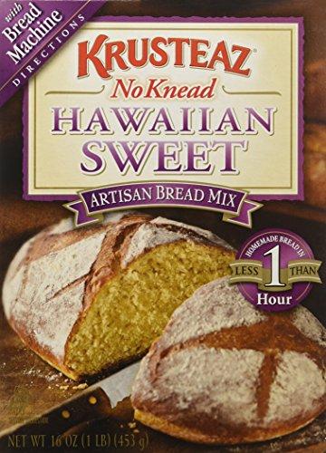 - Krusteaz Hawaiian Sweet Bread Mix, (Pack of one)