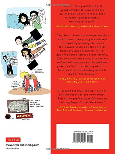 Diary of a Tokyo Teen: A Japanese-American Girl Travels to ...
