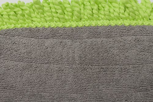LTWHOME Washable Microfiber Replacement Pads Fit for Dirt Devil Vac, Compare to Part AD51005 (Pack of 12) by LTWHOME (Image #4)