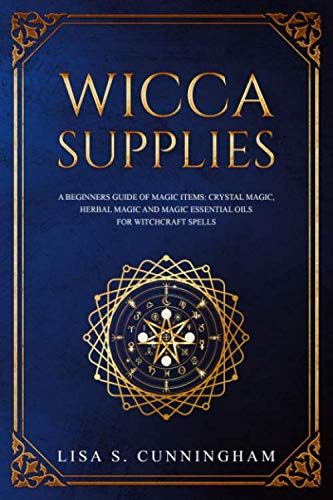Wicca Supplies: A Beginner