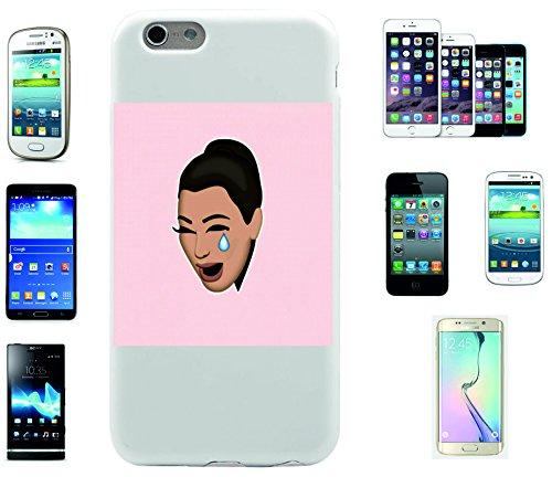 """Smartphone Case Apple IPhone 7 """"Weinende Emoji Frau mit traurigem Blich nach unten"""", der wohl schönste Smartphone Schutz aller Zeiten."""