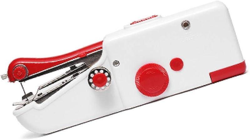 Máquina de coser portátil, Pequeña máquina de coser de mano for ...