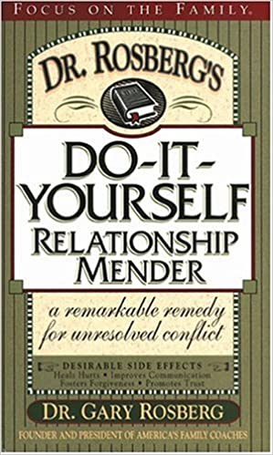 Dr. Rosberg 39:s Do-It-Yourself Relationship Mender