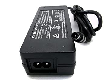 Replacement Power Supply for 12v TV//LCD Monitor//Screen 12V 5A incl cable US Sa