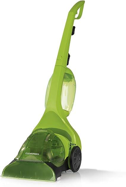 CLEANmaxx Limpiador de alfombras para champú y aspirar alfombras | Tanques Extra Grandes de Agua Dulce y Aguas residuales: Amazon.es: Hogar