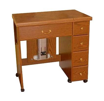Mueble Para Máquina De Coser Tia Oakley Amazones Hogar