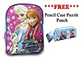 Best Frozen Backpacks - Disney Frozen Backpack and Pencil Case Puzzle Pouch Review