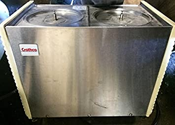 grindmaster (D25 – 4) – 36 l crathco doble cuenco premezcla fría dispensador de