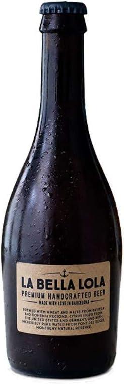 Barcelona Beer Company - Pack cerveza artesanal 12 La Bella Lola ...