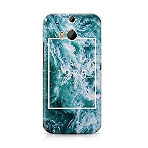 The 1975 Ocean Sea Water Tumblr Hard Plastic Snap-On Case For HTC ONE m8