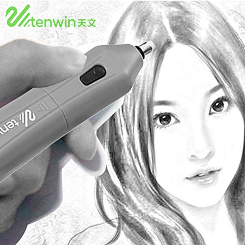 Top Electric Erasers