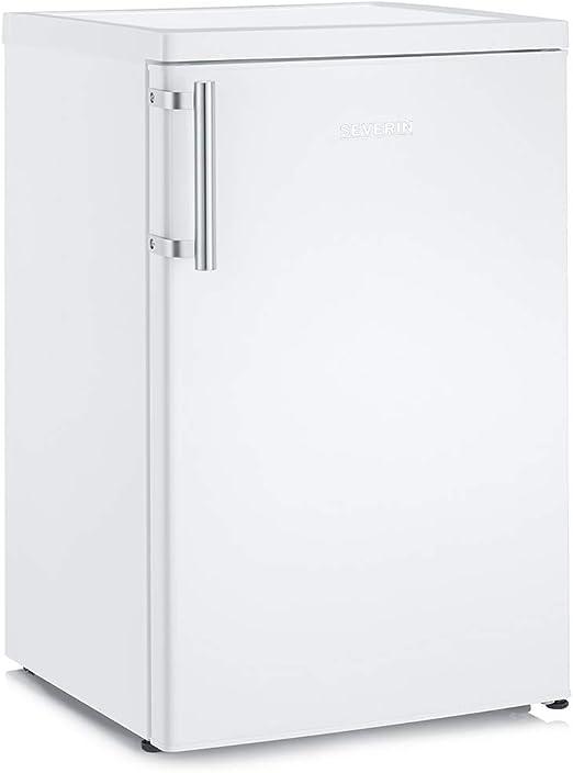 Severin KS 8829 - Mini frigorífico con congelador, 106 litros, blanco: Amazon.es: Grandes electrodomésticos