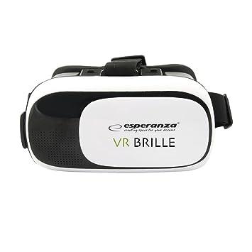 3a42f496d91 Esperanza Virtual Reality Glasses for 3.5-6 Inch Smartphones - 360° VR Box -