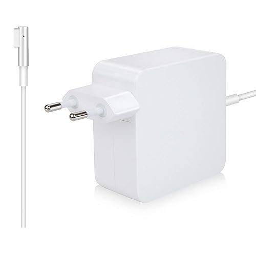 Chargeur MacBook Pro 60W MagSafe 1, Adaptateur Secteur pour Apple MacBook Pro 13 Pouces A1181 A1278 A1184 A1330 A1342