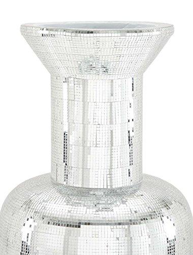Deco 79 Polystone Mosaic Vase, 14 by 50-Inch