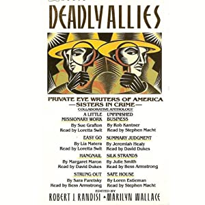 Deadly Allies Audiobook