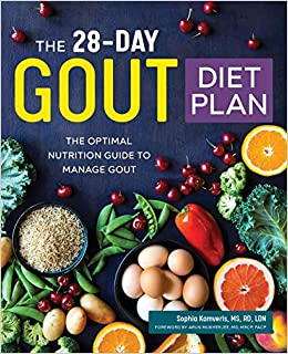 diet chart for gout patients in india