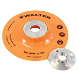Walter Surface Technologies 15D044 Backing Pad Assembly, 4-1/2""