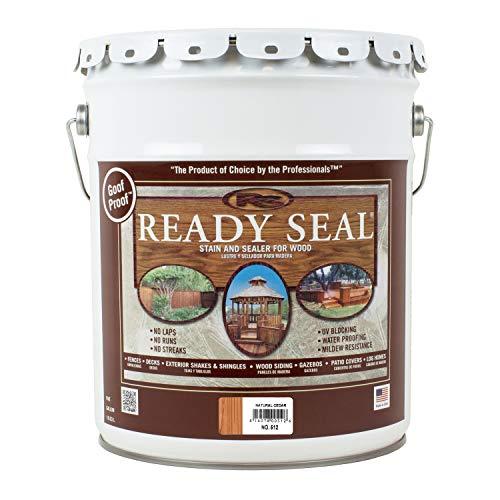 Ready Seal 512 5-Gallon