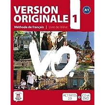 Version Originale 1 - Livre de l'eleve + CD + DVD