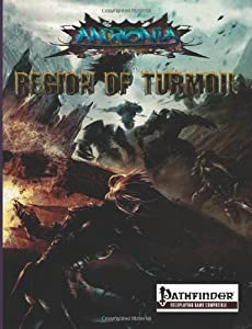 Region of Turmoil (Andronia Region Guide) (Volume 1)