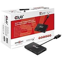Club3D DisplayPort 1.2 to 3 HDMI Multi-Display MST Hub (CSV-5300H)
