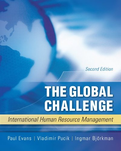 Global management challenge thesis